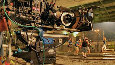 georgia film crew